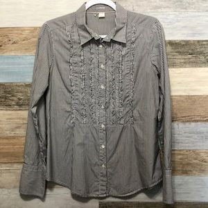 [3 for $30] J Crew Size 8 shirt